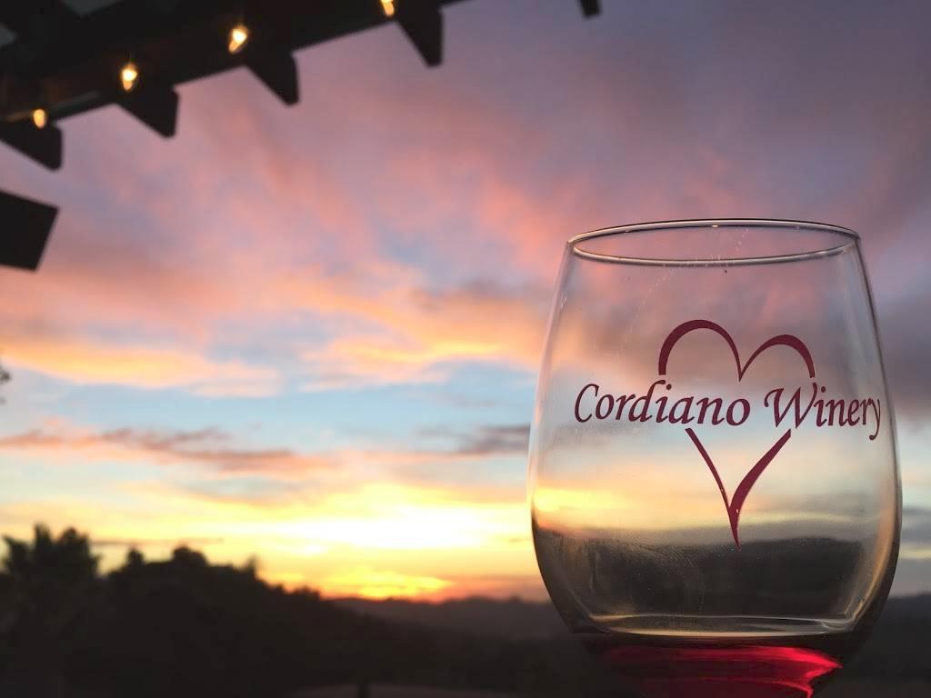 cordiano winery logo
