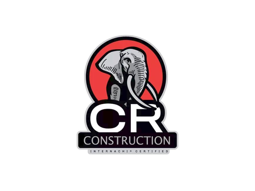 cr construction logo