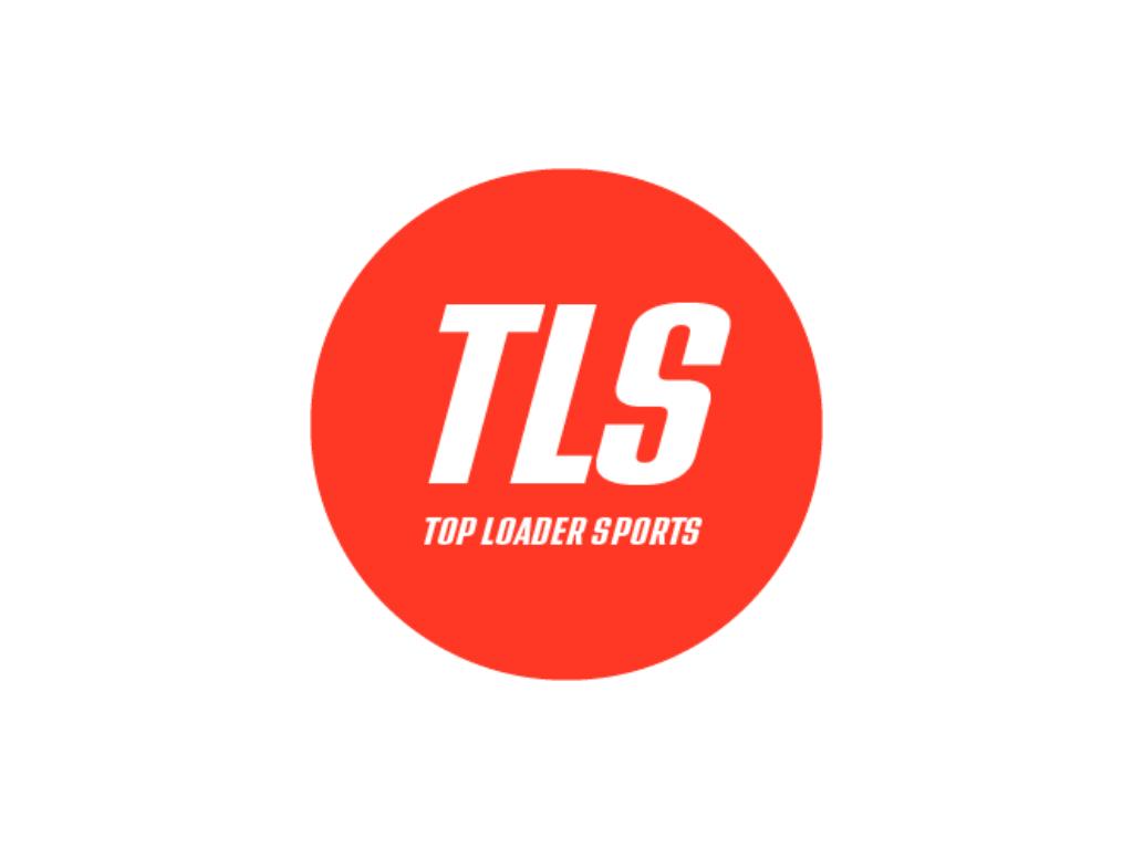 top loader sports logo