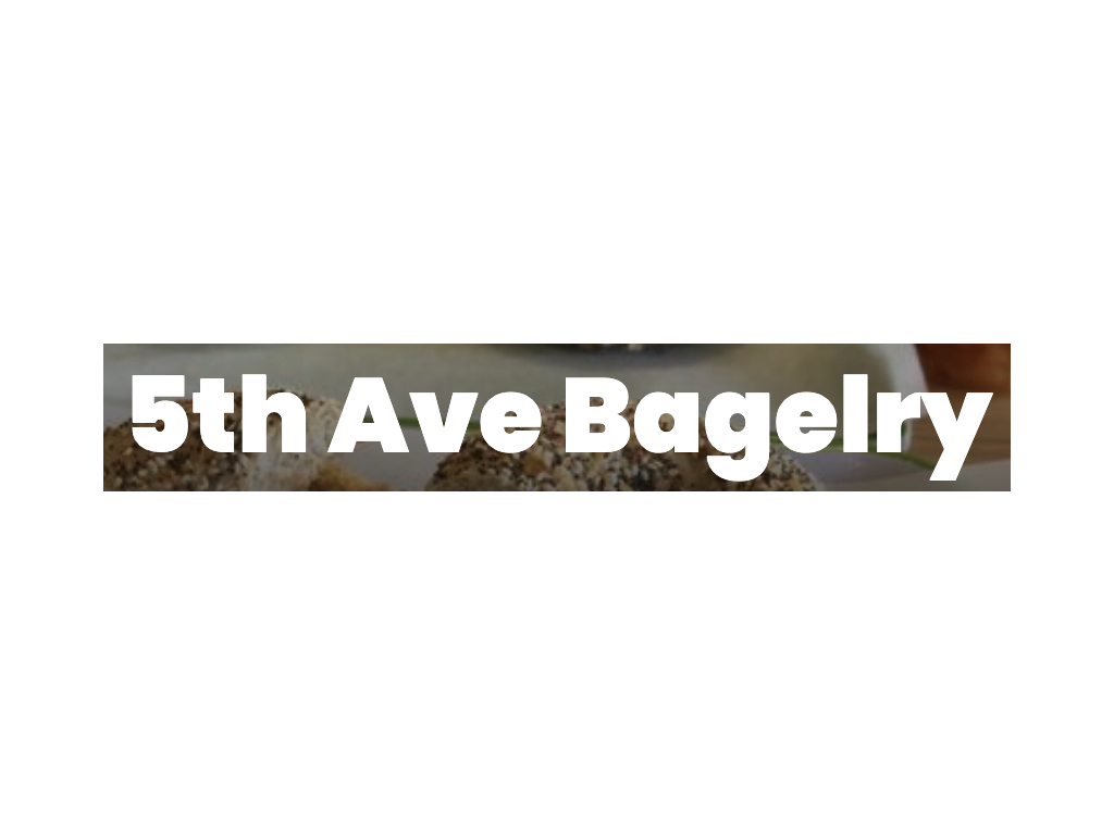 5th ave bagelry logo