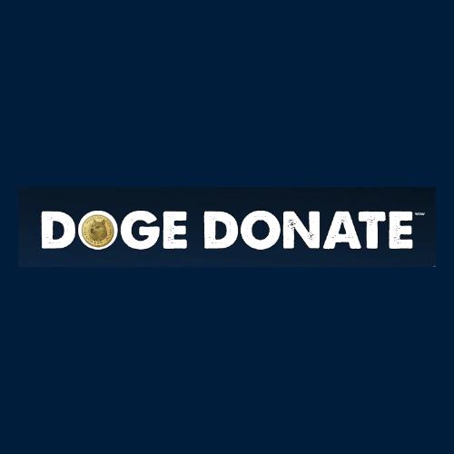 doge donate logo