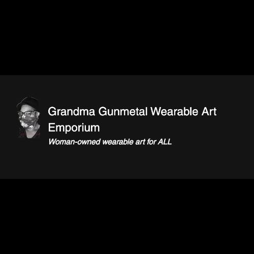 grandma gunmetal logo