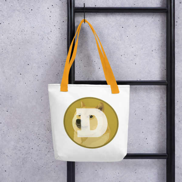 all over print tote yellow 15x15 mockup 60bb736357013