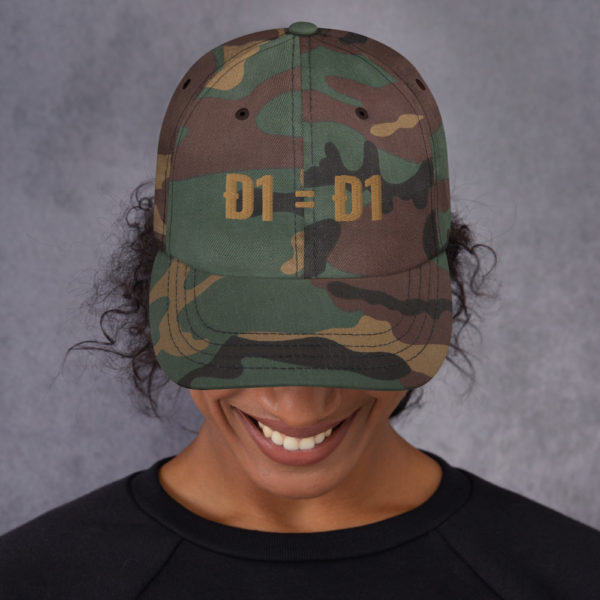 classic dad hat green camo front 60b9af1ded255