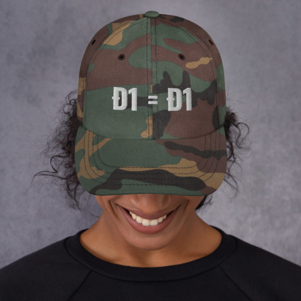 classic dad hat green camo front 60bb8266518e6