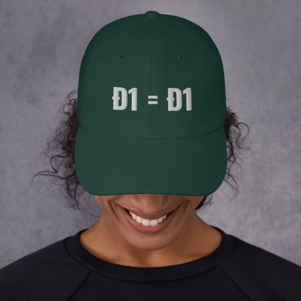 classic dad hat spruce front 60bb82665179d