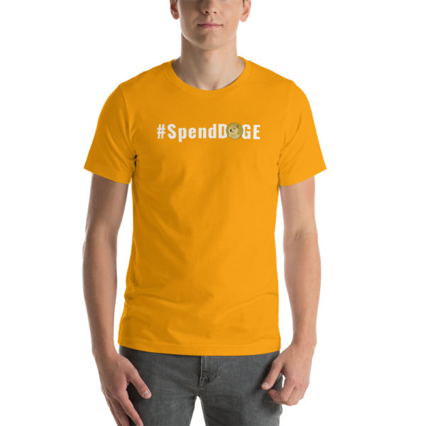 unisex premium t shirt gold front 60b8ced54bf55